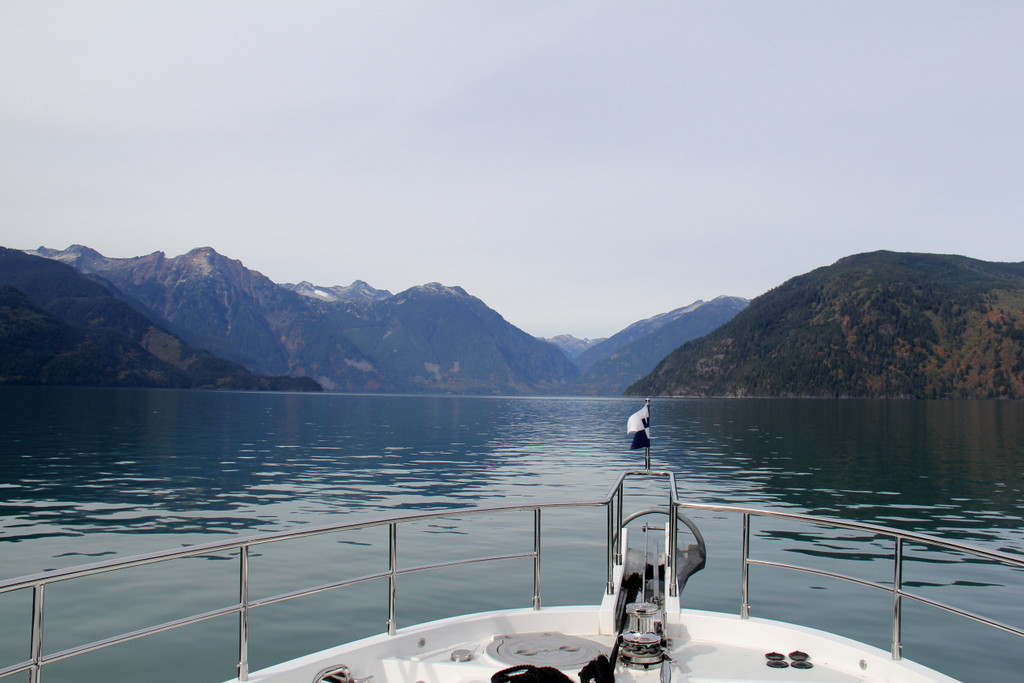 Amazing Bute Inlet