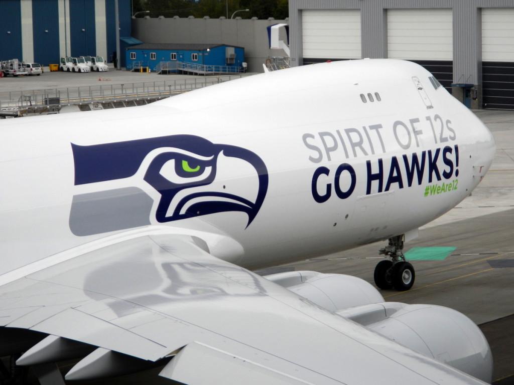 A Boeing sponsorship