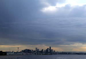 Beautiful Seattle - a memory to bank!