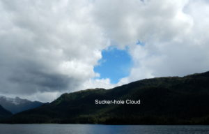 Sucker-hole Cloud