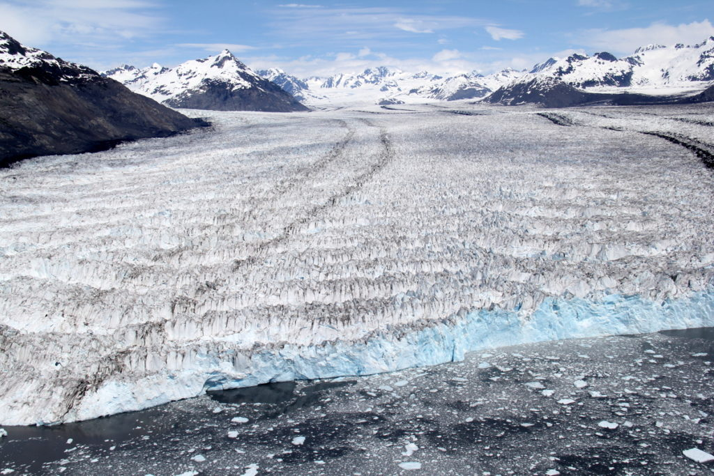 Beyond Columbia Glacier