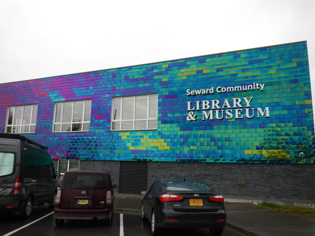 The fabulous Library in Seward