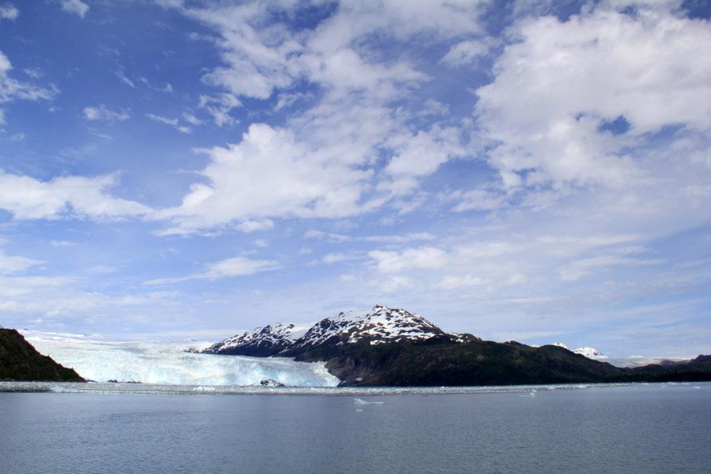 Chenega Glacier - lots of ice to get thru