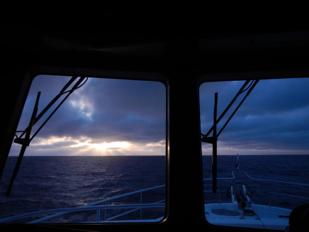 Gulf of Alaska : Seward to Yakutat