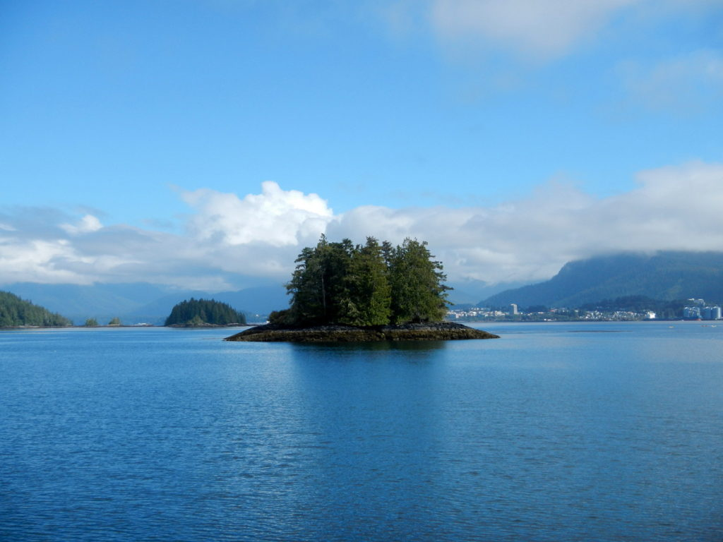 Prince Rupert in sight