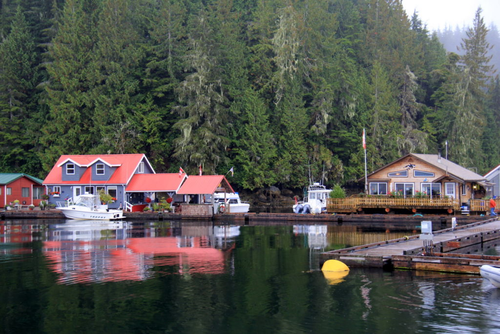 Sullivan Bay Resort