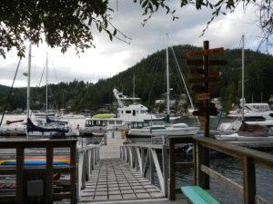 Scolamanzi at Fisherman's Marina in Hospital Bay